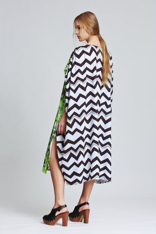 Botanika collection Poncho Dress