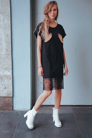 Hideaway tshirt-dress
