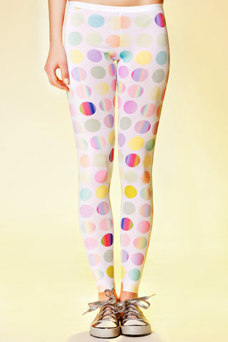 Bubble leggings