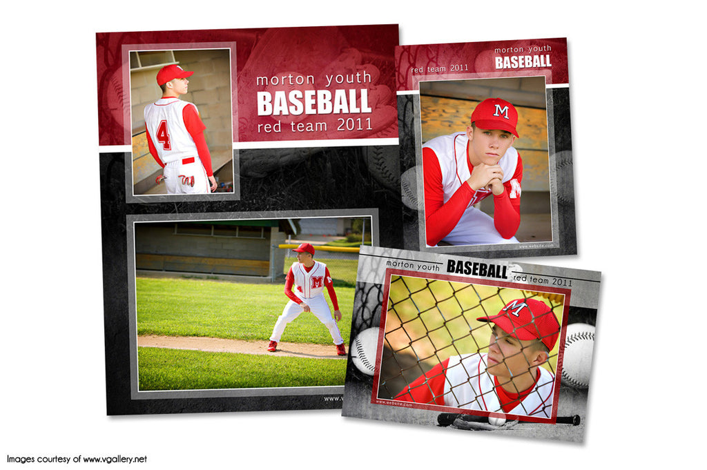 Baseball Pack B by KatieAnn Designs