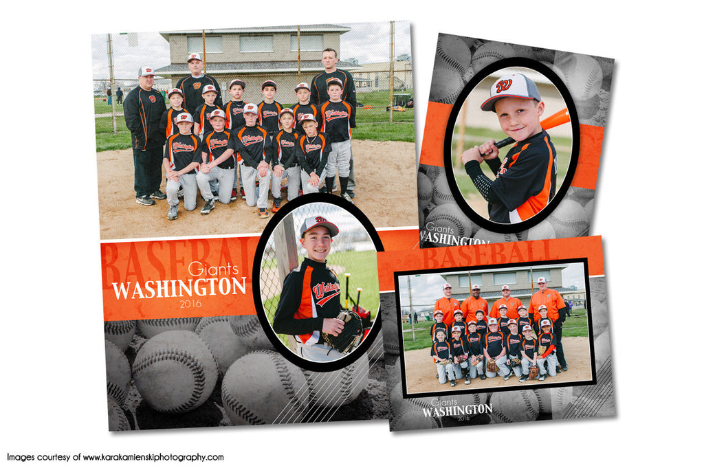 Baseball Pack F by KatieAnn Designs
