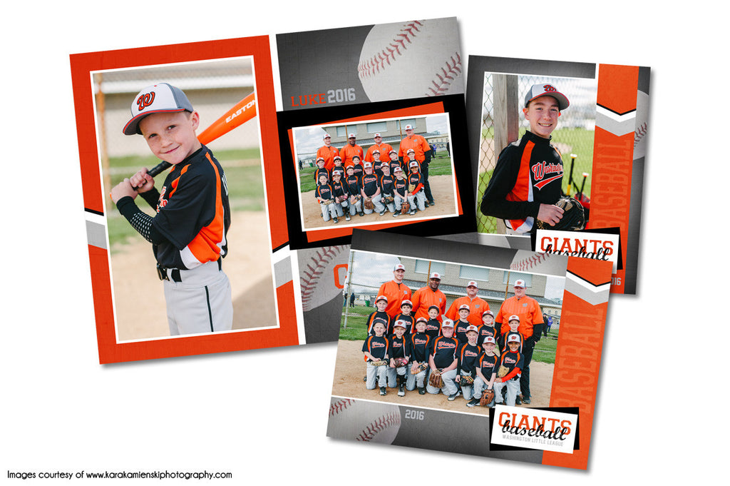 Baseball Pack G by KatieAnn Designs
