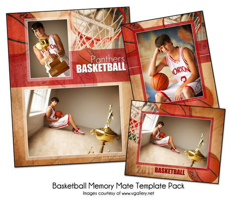 Basketball Pack A by KatieAnn Designs