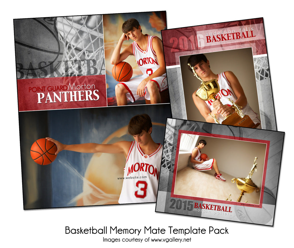 Basketball Pack C by KatieAnn Designs