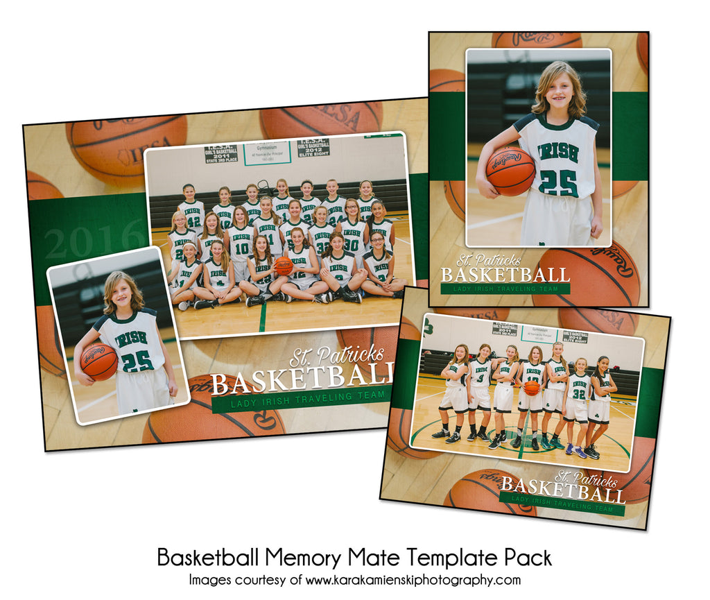 Basketball Pack G by KatieAnn Designs
