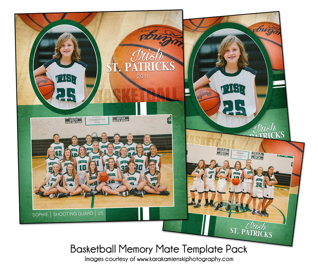 Basketball Pack H by KatieAnn Designs