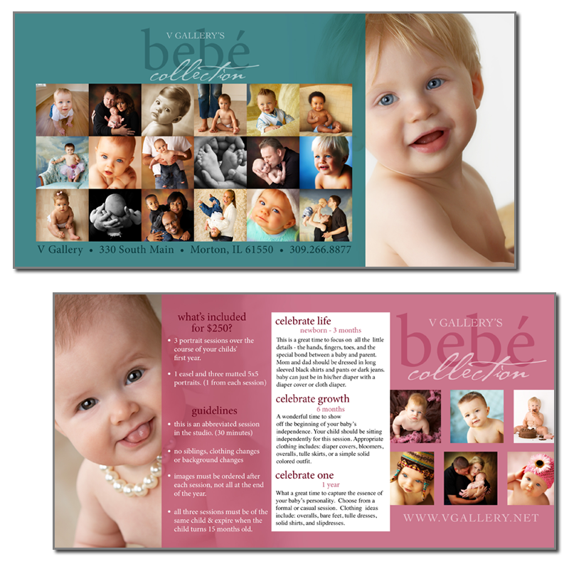 Marketing Card - Bebe Collection