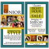 Marketing Card - Senior Sale