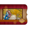 Holiday Boutique Folded - 5x7 Wide Horizontal (E12)