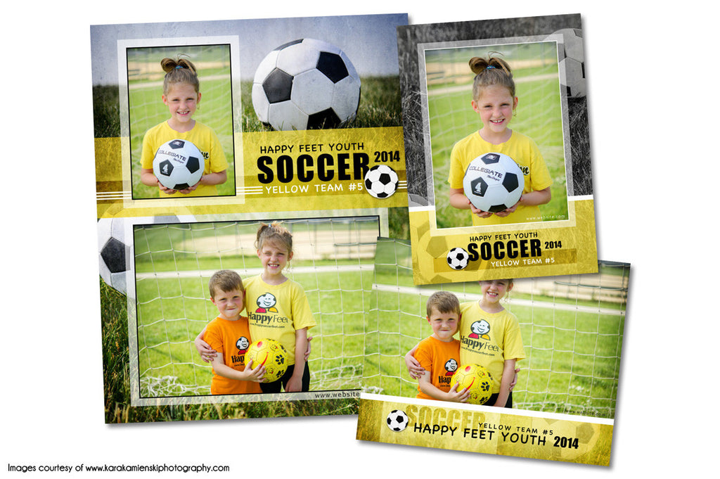 Soccer Pack B by KatieAnn Designs