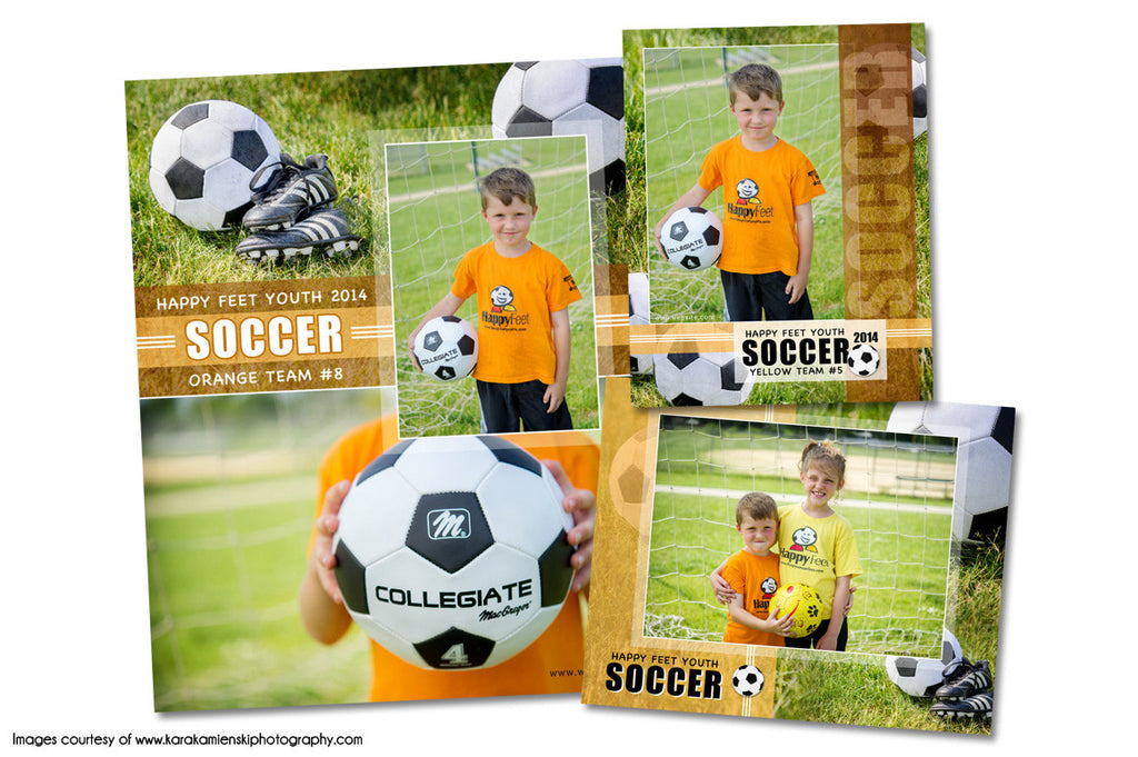 Soccer Pack D by KatieAnn Designs