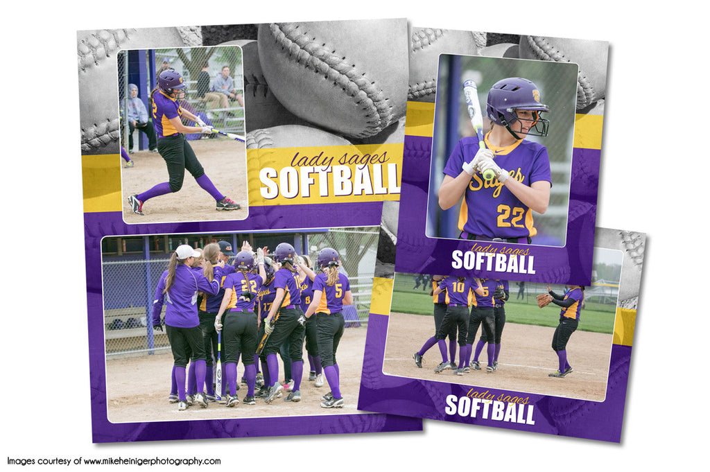 Softball Pack H by KatieAnn Designs