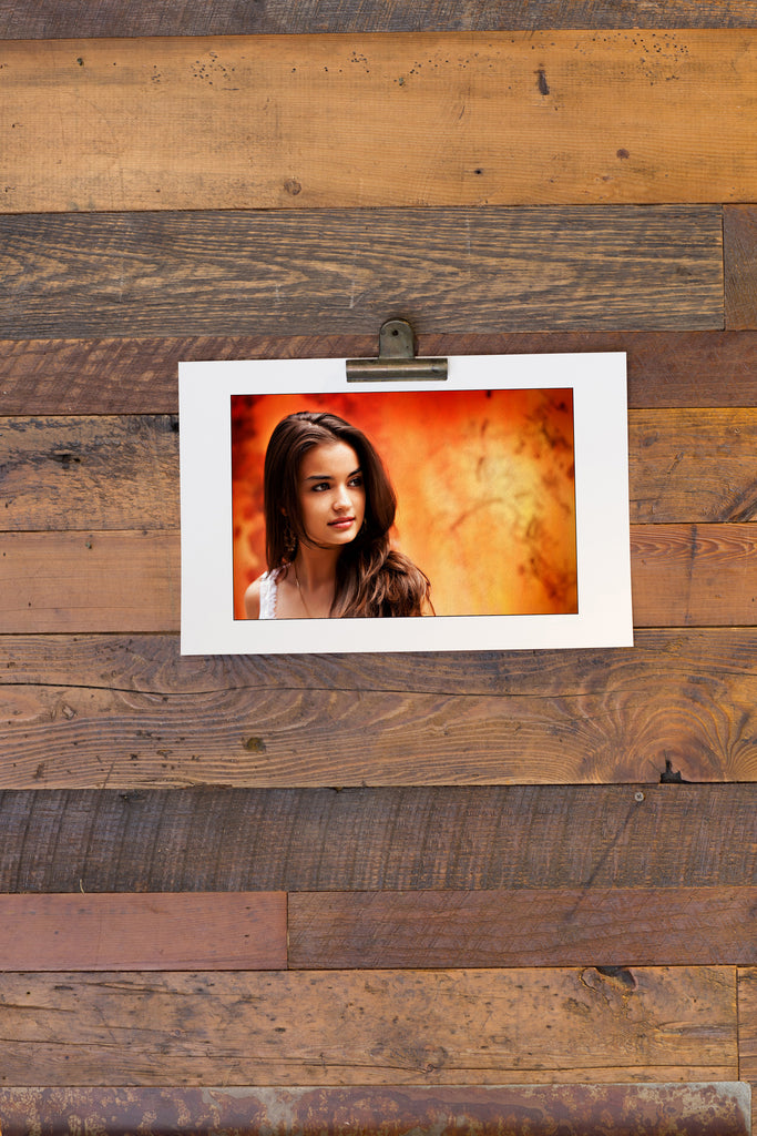 V Gallery Styled Image Template 6