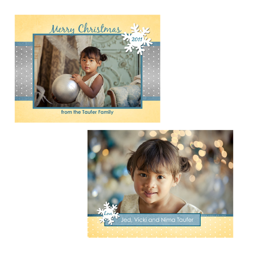 Holiday Cards {Winter} - Card 2