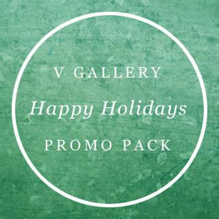 Promo Pack {Holidays}