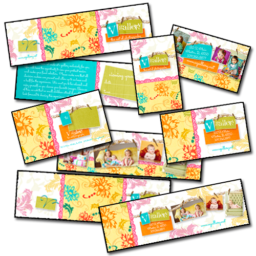 Promo Pack {Whimsical}