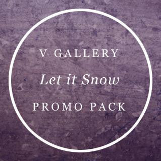 Promo Pack {Let it Snow}
