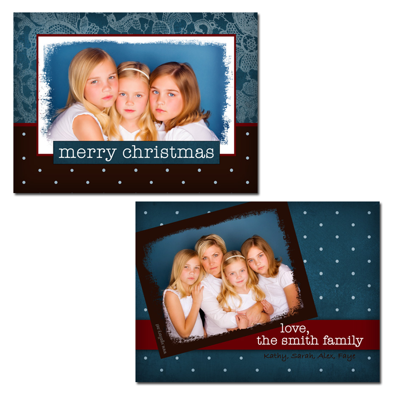 Christmas - 4x5.5 Flat Horizontal