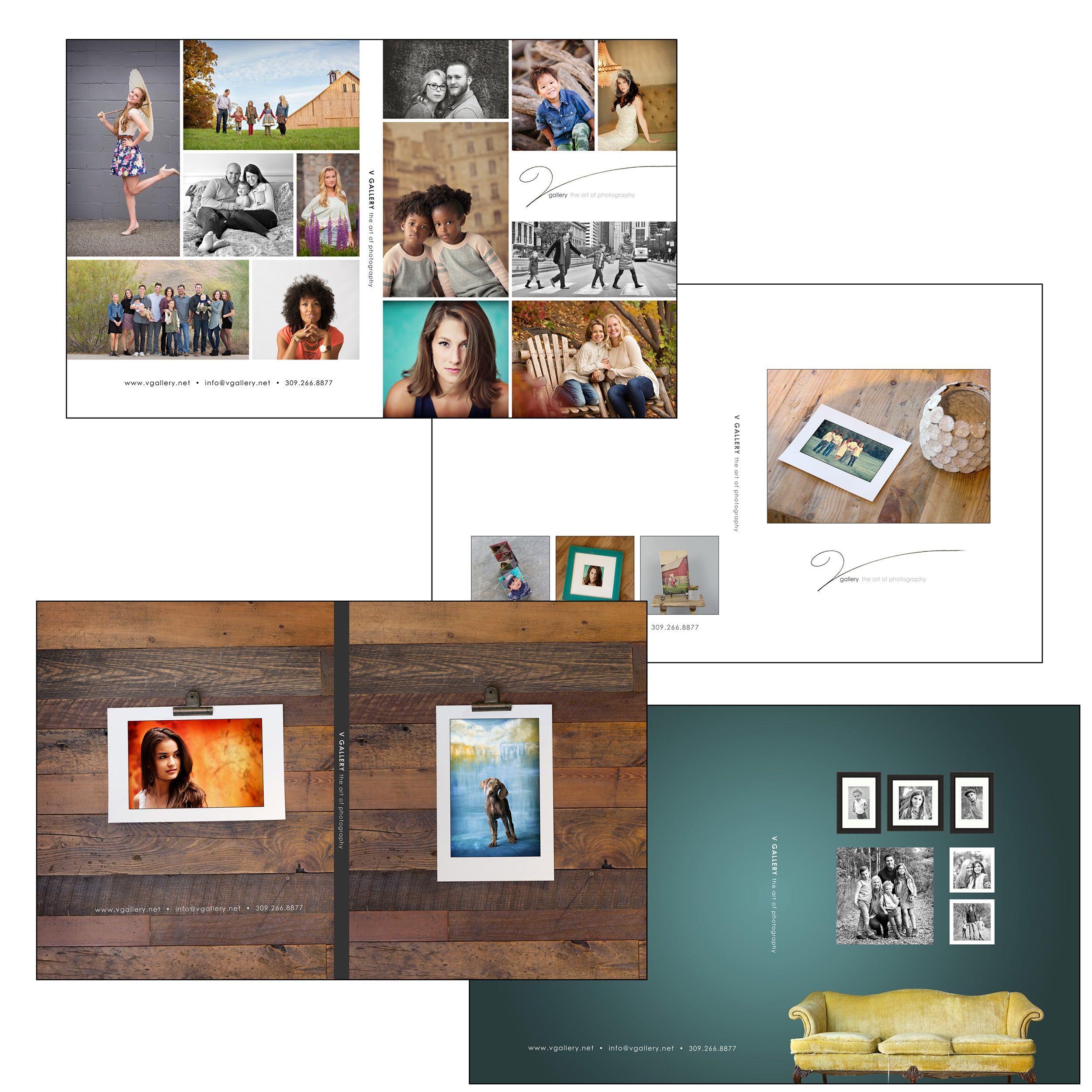 gallery template