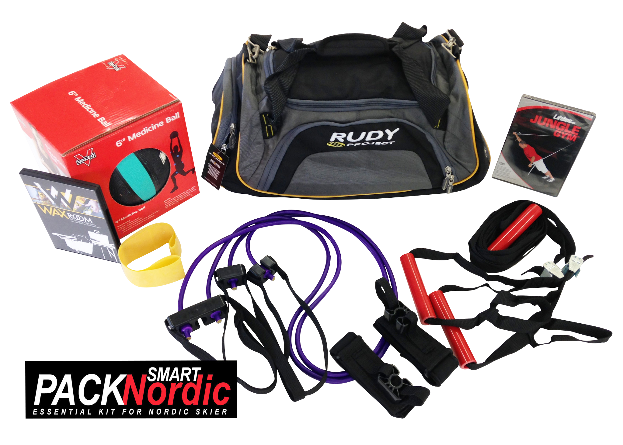 Nordic Smart Pack - Essential Kit for Nordic Skier