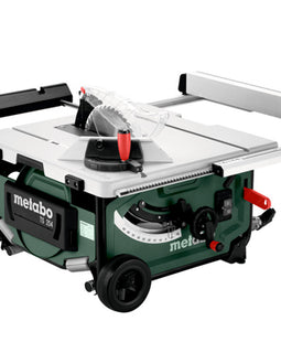METABO TS 254 (600668190) TABLE SAW 240V