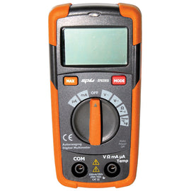 SP62015 DIGITAL MULTIMETER WITH TEMPERATURE GAUGE - POCKET SIZE