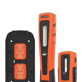 SP81499 WORK LIGHT/FLASHLIGHT - SMD LED - WIRELESS CHARGE - TWIN PACK