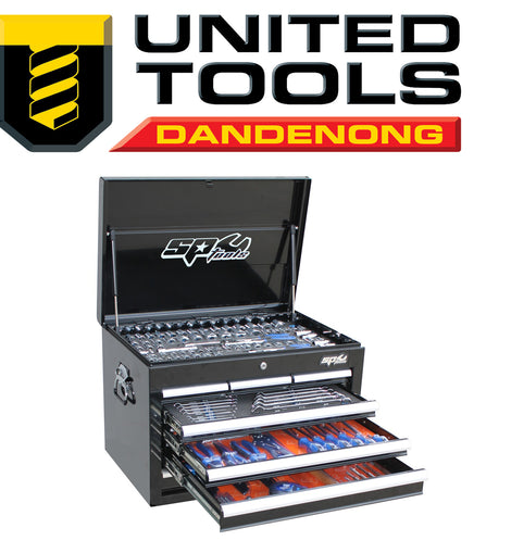 SP50121 CUSTOM SERIES TOOL KIT - 218PC - METRIC/SAE