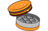 The Hamburger Grinder by Another Room
