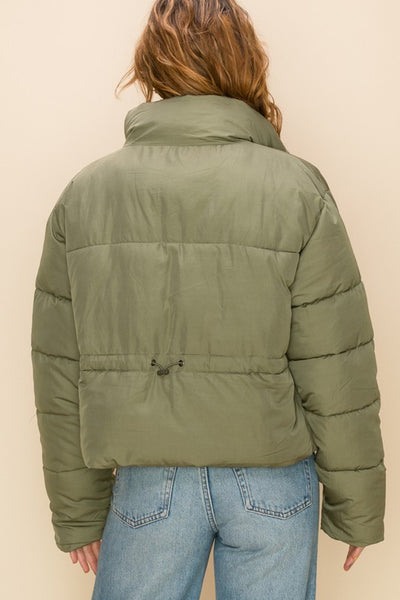 Verde Nice To Meet You Puffer Jacket