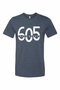 605 South Dakota Tee