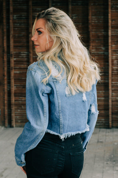 Lively Denim Jacket