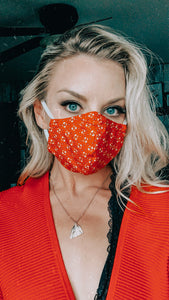 A-List Red Mask