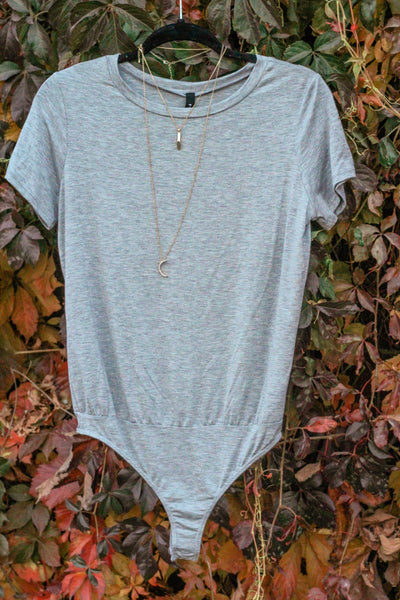 Brady Short Sleeve Bodysuit