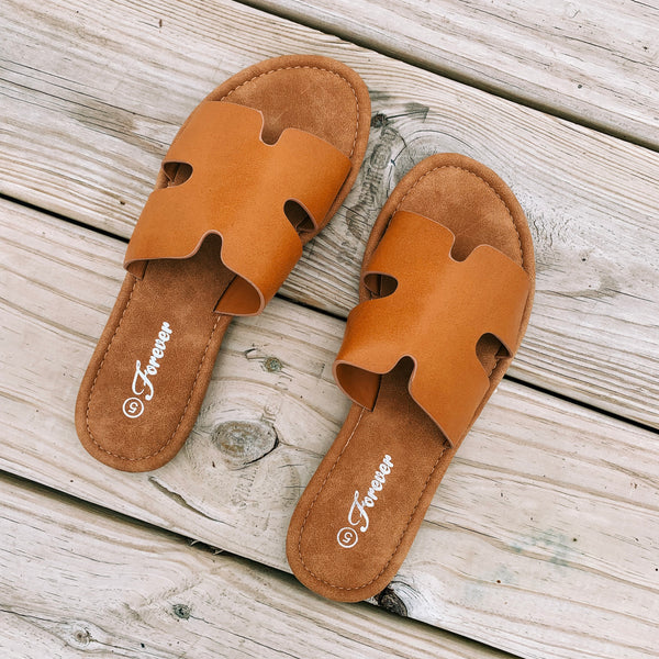 Chinchilly Sandals