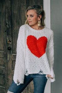 So Much Love Sweater
