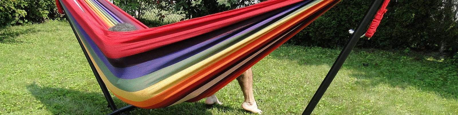Brazilian Hammocks with Stands