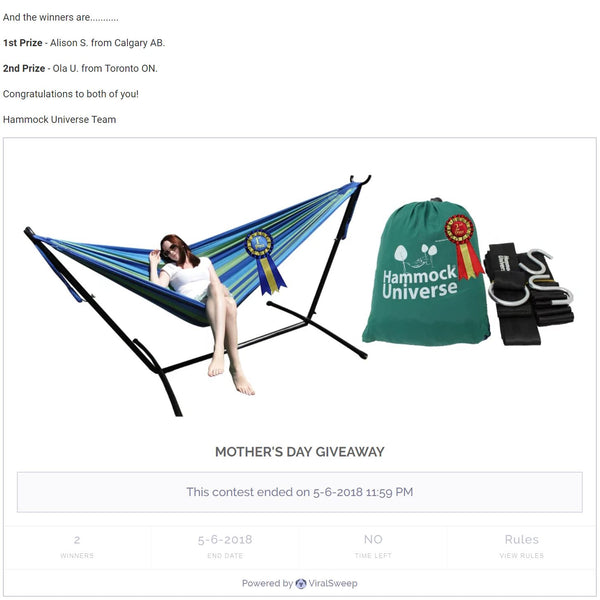 Mother-Day-Giveway-Winners