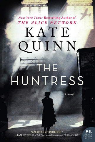 The Huntress by Kate Quinn