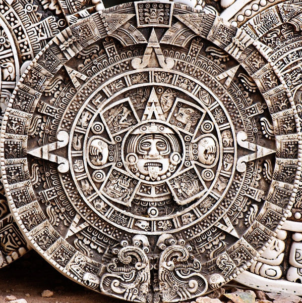 carvings in ancient Mayan culture