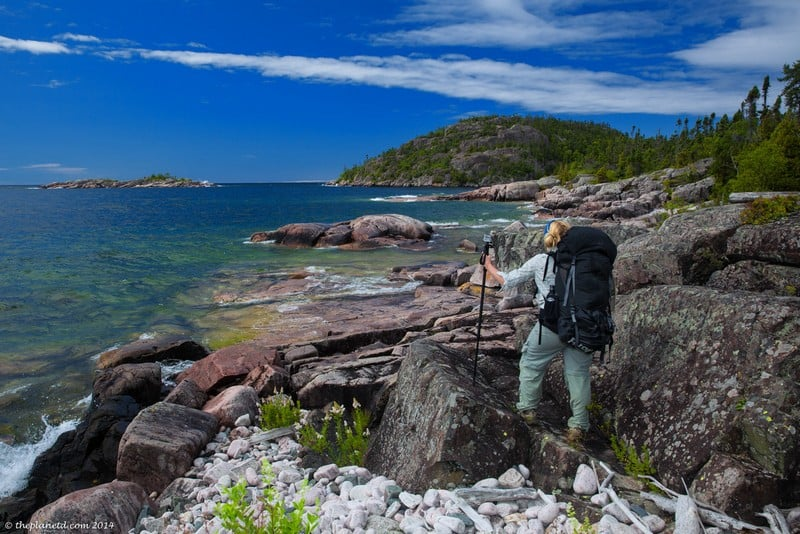 Coastal Trail, Pukaskwa National Park