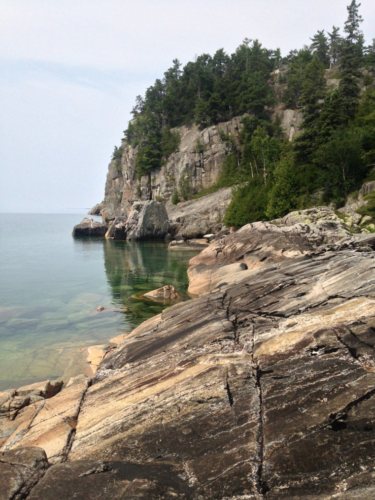 Lake Superior Coastal Trail, Lake Superior Provincial Park