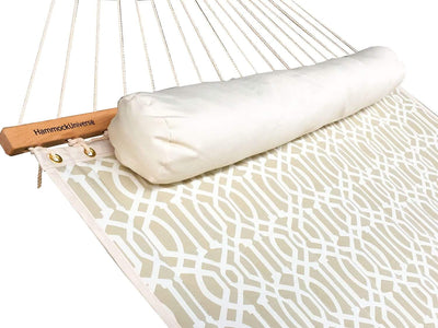 Hammock Universe Canada Quilted Hammock - Deluxe country-beige 794604045252 QHD-COUNTRY