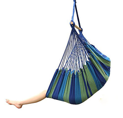 Brazilian Hammock Chair with Universal Chair Stand - Hammock Universe Canada