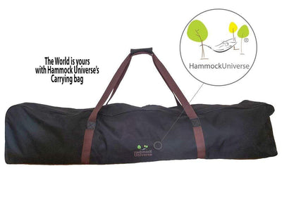 Hammock Universe Canada Colombian Double Hammock with Universal Hammock Stand
