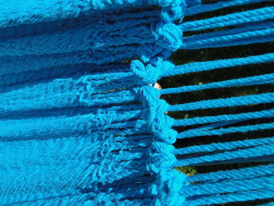 Nicaraguan Hammocks | Hammock Universe Canada blue celeste close up