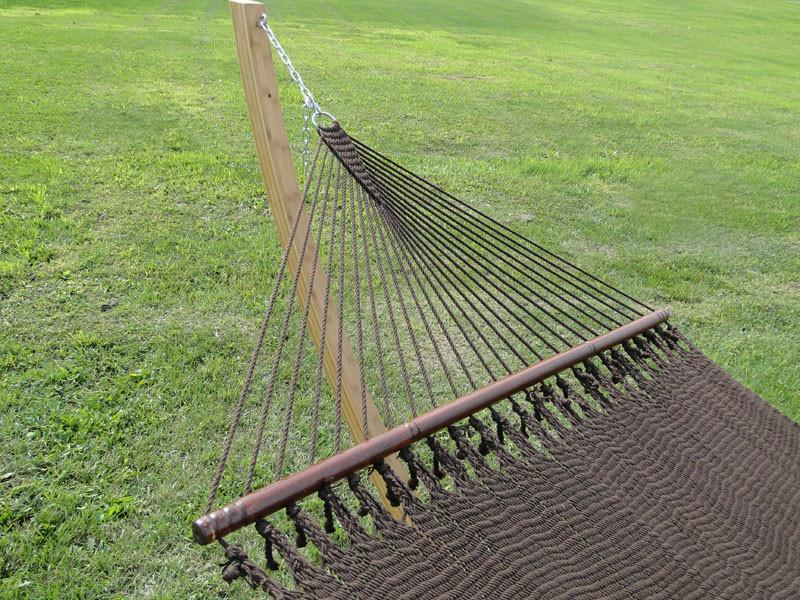 hammock double polyester deluxe   bamboo stand   hammock universe coffee hammock double polyester deluxe   bamboo stand   hammock universe  rh   hammockuniverse