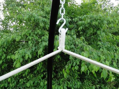 Hammock with stand chair| Hammock Universe Canada with chain s-hook and chair loop