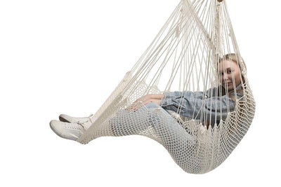 Mayan-hammock-chair-natural-sideview