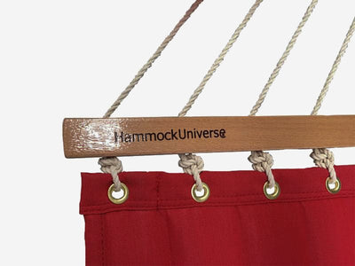 Olefin Double Quilted Hammock with Matching Pillow - Hammock Universe Canada